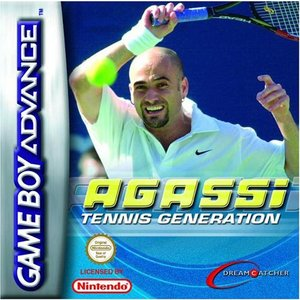 Agassi Tennis Generation (GBA)