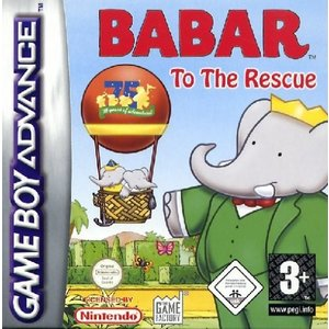 Babar - To the Rescue (GBA)