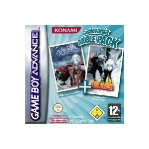 Castlevania - Double Pack (GBA)