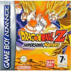Dragonball Z - Supersonic Warriors (GBA)