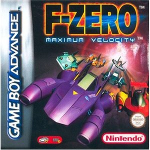 F-Zero - Maximum Velocity (GBA)