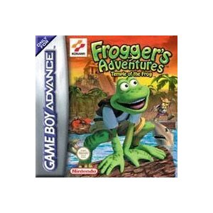 Froggers Adventure - Temple of the Frog (GBA)