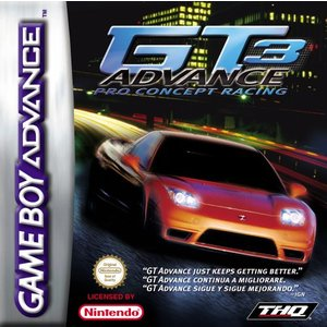 GT Advance 3 - Pro Concept Racing - Fair Pay (GBA)