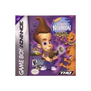 Jimmy Neutron: Attack of the Twonkies (GBA)