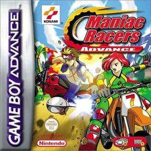 Maniac Racers Advance (GBA)