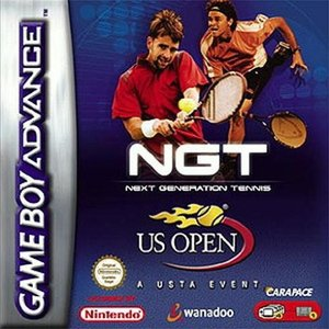 Next Generation Tennis - US Open (GBA)
