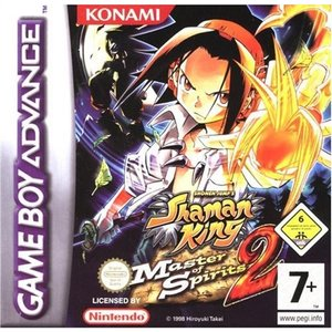 Shaman King - Master of Spirits 2 (GBA)