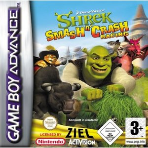 Shrek Smash n?Crash (GBA)