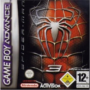 Spider-Man - The Movie 3 (GBA)