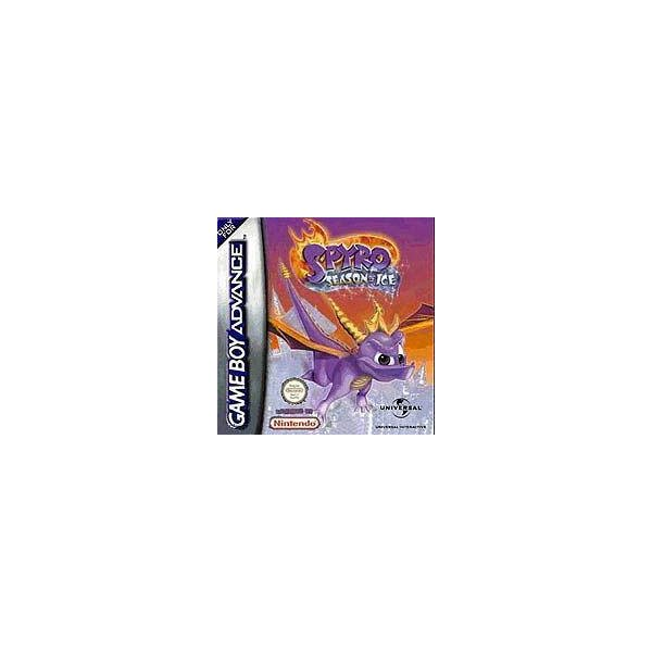 Spyro - Season of Ice (GBA)