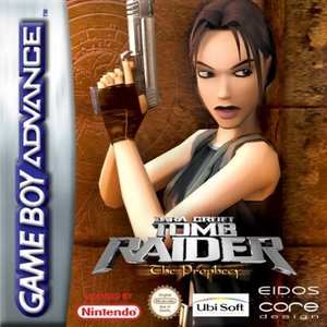 Tomb Raider - The Prophecy (GBA)