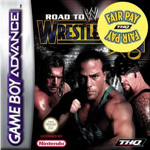 WWE - Road to Wrestlemania X8 - Fair Pay (GBA)