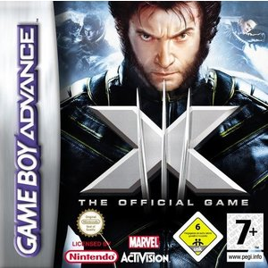 X-Men: The official Game (GBA)