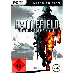 Battlefield - Bad Company 2 (Limited Edition) (PC) (USK 18)