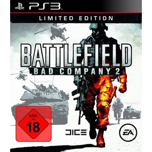 Battlefield - Bad Company 2 (Limited Edition) (PS3) (USK 18)