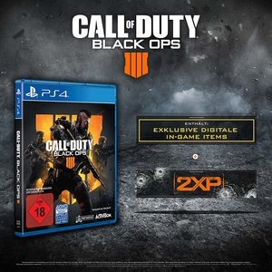 Call of Duty - Black Ops 4 Standard Plus (PS4) (USK 18)