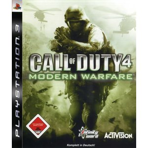 Call of Duty - Modern Warfare (PS3) (USK 18)