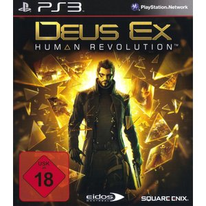 Deus Ex - Human Revolution (PS3) (USK 18)
