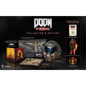DOOM Eternal (Collector's Edition) [inkl. kostenlosem Upgrade für Xbox Series X] (Xbox One) (USK 18)