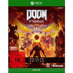 DOOM Eternal (Deluxe Edition) [inkl. kostenlosem Upgrade für Xbox Series X] (Xbox One) (USK 18)