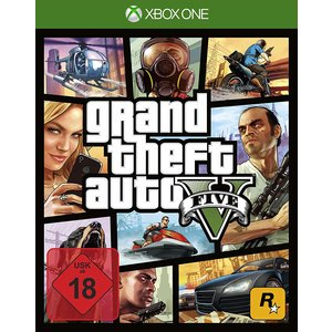 Grand Theft Auto V (Xbox One) (USK 18)