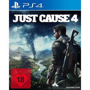 Just Cause 4 (PS4) (USK 18)