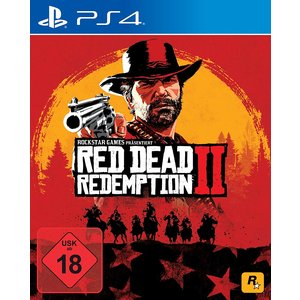 Red Dead Redemption 2 (PS4) (USK 18)