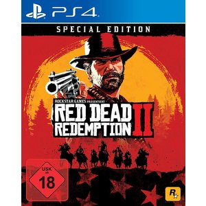 Red Dead Redemption 2 (Special Edition) (PS4) (USK 18)