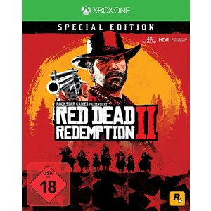 Red Dead Redemption 2 - Special Edition (Xbox One) (USK 18)