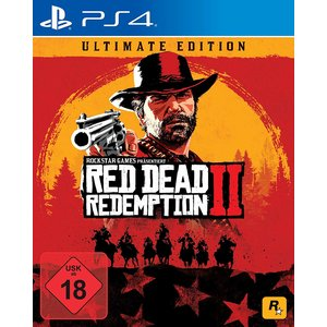 Red Dead Redemption 2 (Ultimate Edition) (PS4) (USK 18)