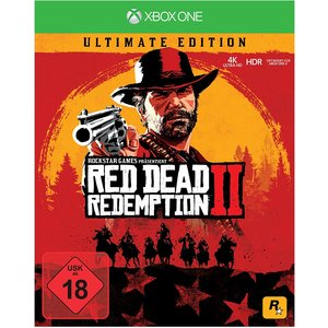 Red Dead Redemption 2 - Ultimate Edition (Xbox One) (USK 18)