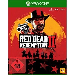 Red Dead Redemption 2 (Xbox One) (USK 18)