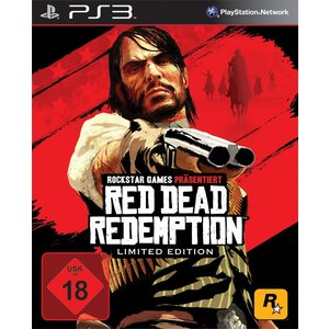 Red Dead Redemption - Limited Edition (PS3) (USK 18)