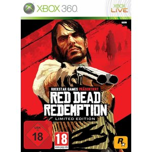 Red Dead Redemption - Limited Edition (Xbox 360) (USK 18)