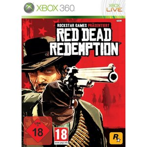 Red Dead Redemption (Xbox 360) (USK 18)