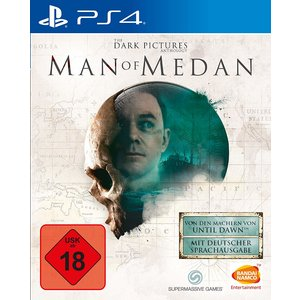 The Dark Pictures - Man of Medan (PS4) (USK 18)