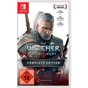 The Witcher 3: Wild Hunt (Complete Edition) (Switch) (USK 18)