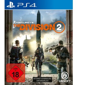 Tom Clancy's - The Division 2 (PS4) (USK 18)
