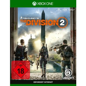 Tom Clancy's - The Division 2 (Xbox One) (USK 18)