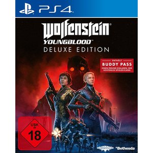 Wolfenstein: Youngblood (Deluxe Edition) (PS4) (USK 18)