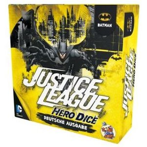 Heidelberger Spieleverlag - Justice League Hero dice Batman-Set (deutsch)