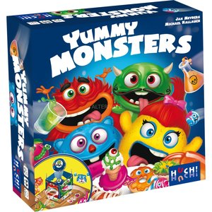 Huch Yummy Monsters Brettspiel
