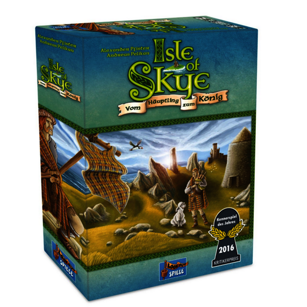 Lookout Games - Isle of Skye