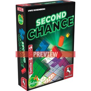 Pegasus Second Chance, 2 Edition Kartenspiel