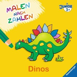 Ravensburger MnZ junior: Dinos - F18