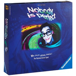Ravensburger - Nobody is perfect