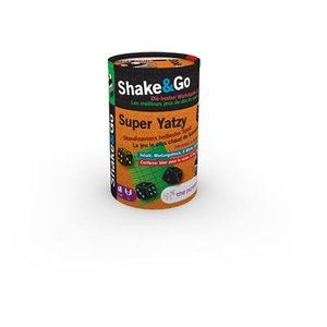 The Purple Cow - Shake and Go - Super Yatzy