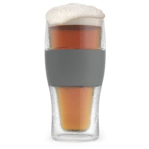 Host 2969 16 Ounce Freeze Cooling Pint Glass Kunststoff Clear 8.25 x 8.25 x 17.78 cm