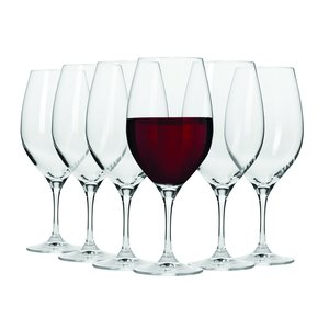 Maxwell & Williams 480 ml Vino Shiraz Glas, Set von 6