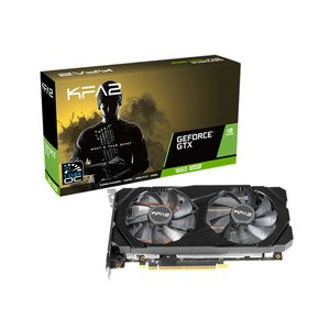 KFA² GeForce GTX 1660 SUPER [1-Click OC] 6GB GDDR6 (60SRL7DSY91K)